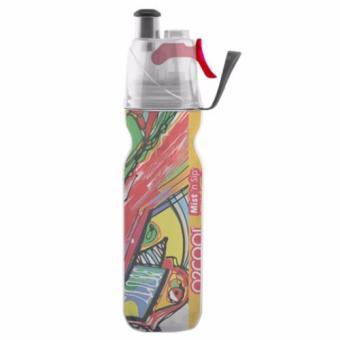 Harga O2COOL ARCTIC SQUEEZE MIST 'N SIP INSULATED 20 OZ WATER BOTTLE - ARTIST B