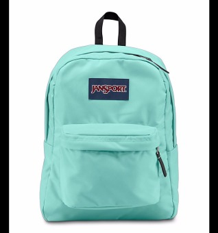 Harga JanSport SuperBreak Backpack Aqua Dash