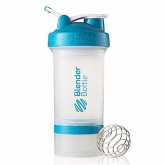 Harga Blender Bottle ProStak 22oz (Clear/Aqua)