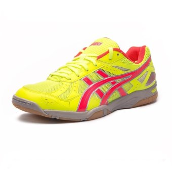 Asics Rote Rivre FL 5 Indoor Court Shoes
