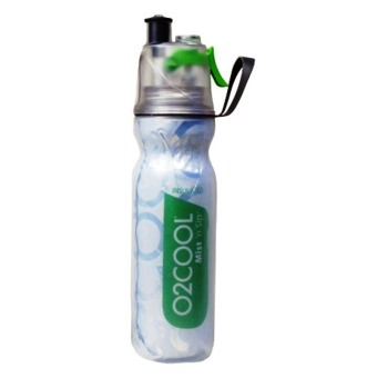 Harga O2COOL ArticSqueeze Mist Bottle (WhiteGreen)