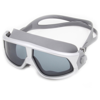 Harga Whale Tinted Wide-Vision Swimming Mask Gray