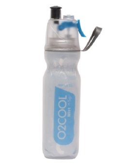 Harga o2cool Mist N Sip Insulated 20oz – Blue