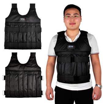 Harga Adjustable Weighted Vests (Only Jacket)