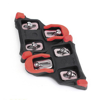 Harga For Shimano SM-SH11 SPD-SL R Cycling Pedal Red - intl