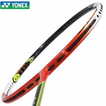 Harga Yonex Korean Best-Selling Badminton Racket. Arcsaber 4DX with the BG-80 Gut and a Cover Case - intl
