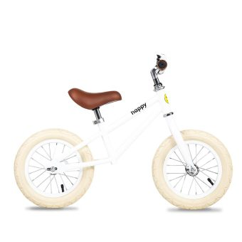 Harga Dakota Happy Bikes 12 Inch Balance Bike (White)