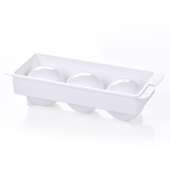 Harga Imported from japan to do with ice mold freeze ice cube whisky ice hockey size ball silicone ice box