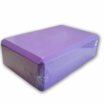 Harga Purple Yoga Block 3inch