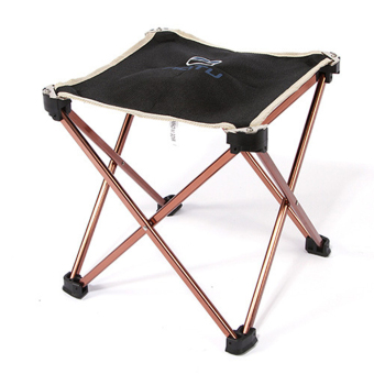 Outdoor Foldable Folding Fishing Picnic BBQ Garden Chair Tool Stool