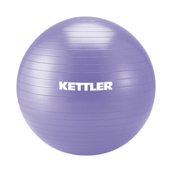 Harga Kettler: KAB0755 Gym Ball 55cm with hand pump (Purple)