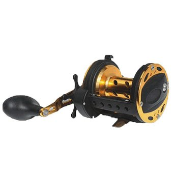 Harga Full Metal Drum Fishing Trolling Wheel Fishing Vessel Reel Bait Casting Fishing Reel Fishing Tackle (EXPORT)
