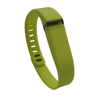 Harga OEM Replacement Wristband Bracelet Clasp for Fitbit Flex (Lemon)