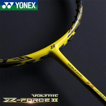 Harga YONEX VTZF-2LD 4U Full Carbon Single Badminton Racket with Even Nails 26-28 Pounds Suitable for Professional Player Training(JP Version) - intl