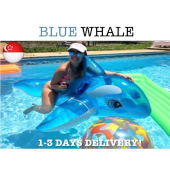 Harga *WHOLESALE PRICE*Blue Whale Float Swimming Float Giant Float