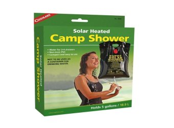 Harga Coghlan's Camp Shower (Solar Heated)