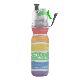 Harga O2COOL 20oz Watercolor A Insulated ArcticSqueeze® Mist 'N Sip®