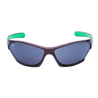 Harga Men Sport Cycling Golf Sunglasses Green (EXPORT)