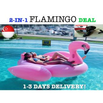 Harga *PACKAGE DEAL*Flamingo Float Swimming Float Giant Float