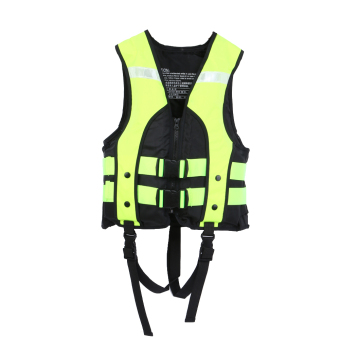 Child Water Sports Vest Swimming Life Jackets (Green)