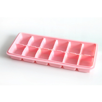 Harga Creative diy ice box ice maker ice cream popsicle ice cream popsicle mold 12 food grade silicone ice lattice grid large