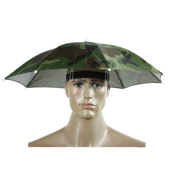 Harga Camo Hiking Fishing Umbrella Hat