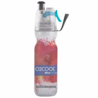 Harga O2COOL ARCTIC SQUEEZE MIST 'N SIP INSULATED 20 OZ WATER BOTTLE - WATERCOLOUR B