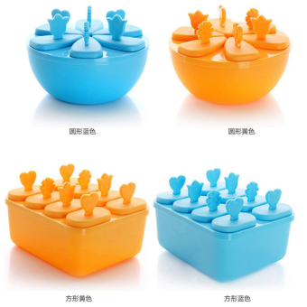 Harga Toxic mold creative diy popsicle mold ice cream popsicle ice cream ice cream mold ice lattice with lid