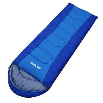 Harga Semoo Comfort Lightweight Portable, Easy to Compress, Envelope Sleeping Bags with Compression Bag - intl