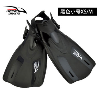 Keep swimming Adult Professional Training fins diving flippers