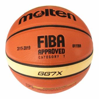 MOLTEN GG7X COMPETITION PREMIUM LEATHER 2015-2019 BASKETBALL