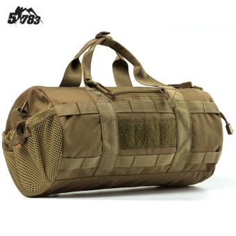Outdoor Men canvas tote bag fitness bag