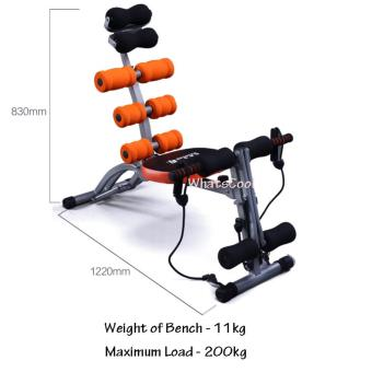 Harga Sit Up Multi-Purpose Bench