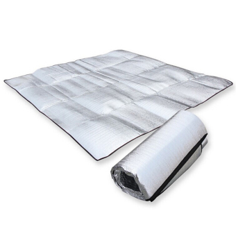 Sleeping Mattress Mat Pad Waterproof Aluminum Foil EVA OutdoorCamping Mat