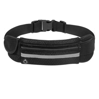 Worry About Money Belt Fitness Sports Fuel BeltBlack - intl