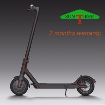 Harga xiao mi mijia electric scooter (black) 2 months warranty