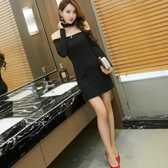 Black dress 2016 535