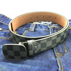 ... Source Buy Affordable Buy Affordable 360dsc 110cm Mens Leather Belt Business Automatic Alloy Buckle