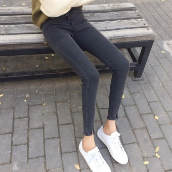 College style New style Slim fit slimming skinny pants