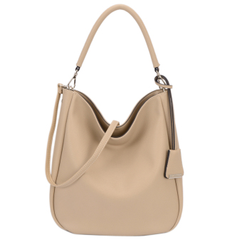 DAVIDJONES Women Synthetic Leather Shoulder Bag Hobo Bag - intl ...