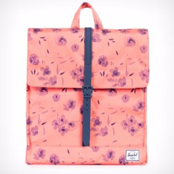 Harga Herschel Supply Co. City Mid Volume - Ruby Burnt Coral