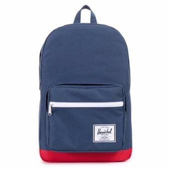 Harga Herschel Supply Co - Pop Quiz - Navy Red