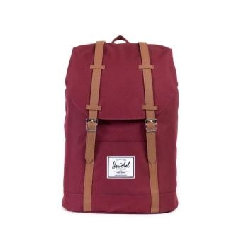 Harga Herschel Supply Co - Retreat - Maroon Leather