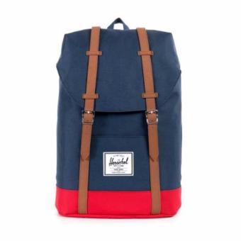 Harga Herschel Supply Co - Retreat - NavyRed/Tan