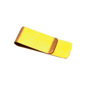 Harga New Blank Metal Money Clip - intl