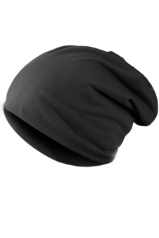 Hip-hop Beanie Hat (Black)