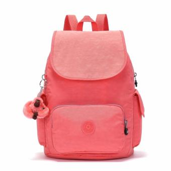 Harga Kipling City Pack S Backpack (Shell Pink)