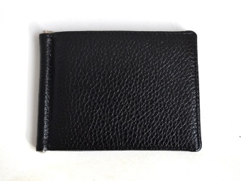 Harga LEATHER MONEY CLIP, ITALY DANIELA MODA, LEATHER WALLET MAN