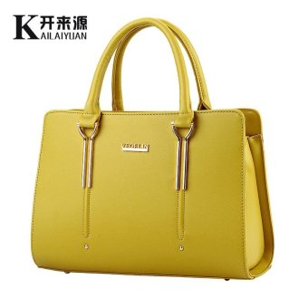 Harga ZhiYuan Europe and the United States the new trend of fresh ladies fashion handbags - intl