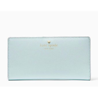Harga Kate Spade Mikas Pond Stacy Wallet (Island Waters)
